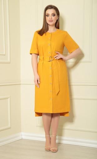 Dress Andrea Style #0362/4 gorchica