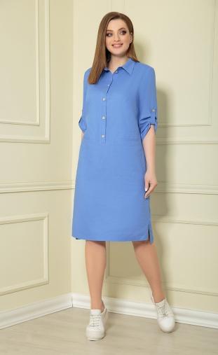 Dress Andrea Style #0363/11 vasilek