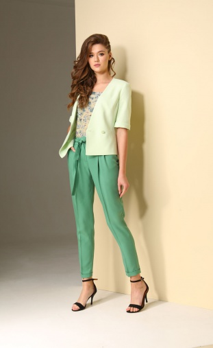 Trousers Golden Valley арт. 1041 zel