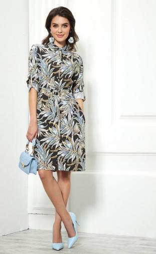 Dress Sale #1119 multikolor