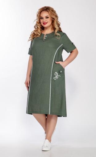 Dress LaKona #1362 morsk.zel