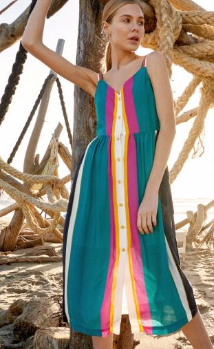 Dress PAPAYA #1374