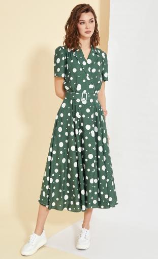 Dress Kaloris #1710
