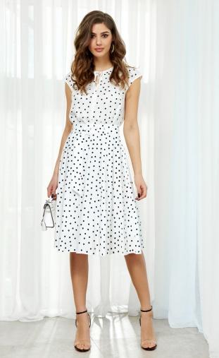 Dress AYZE #2012 molochnyj