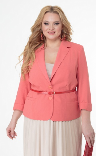 Blazer BelElStyle #203 pudra