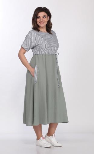 Dress Lady Style Classic #2061
