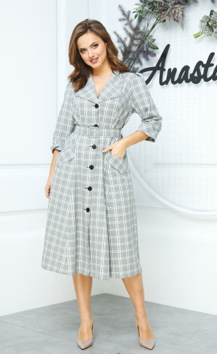Dress Sale #527 sero-olivk