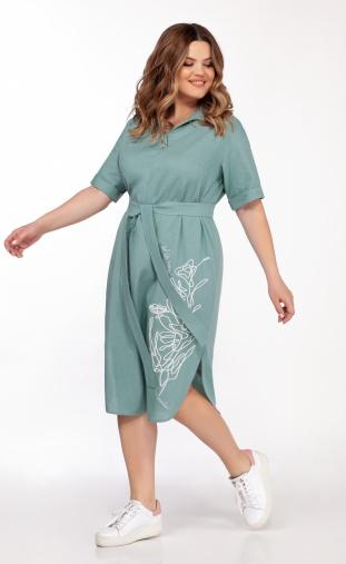 Dress OLEGRAN #3754