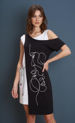 Dress Fantazia Mod #3946