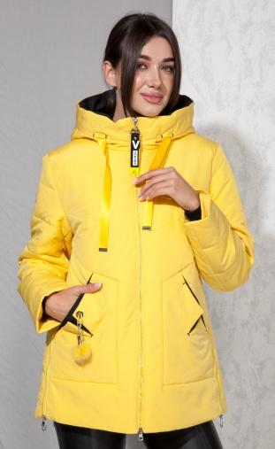 Jacket Beautiful & Free #4059 zhyoltyj