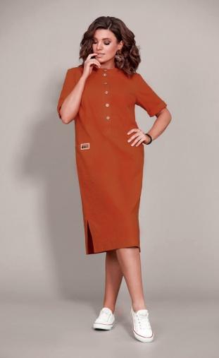 Dress Mubliz #435 kirp