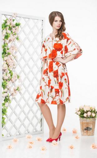 Dress Ninele #5409 cv