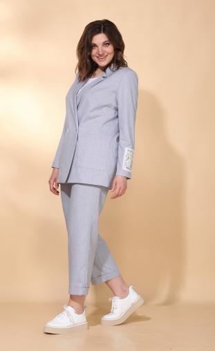 Suit Vilena-fashion #712 sv.gol.