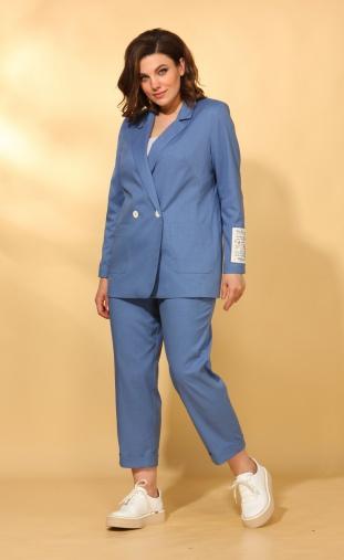 Suit Vilena-fashion #712 dzhins