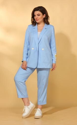 Suit Vilena-fashion #712 gol