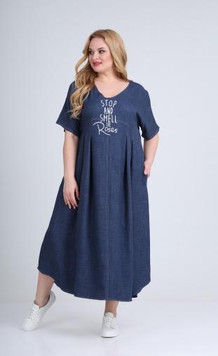Dress Vilena-fashion #717 dzh