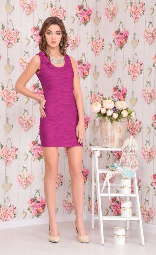 Dress Ninele #976 roz