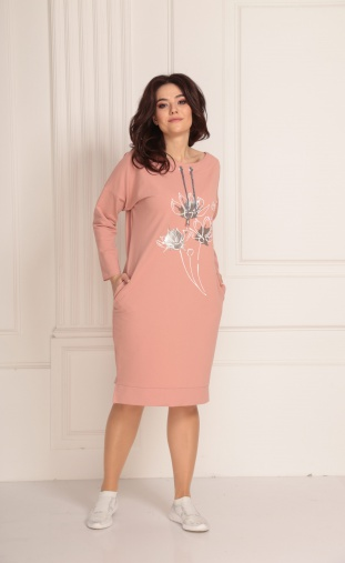 Dress Solomeya Lux #488A_2