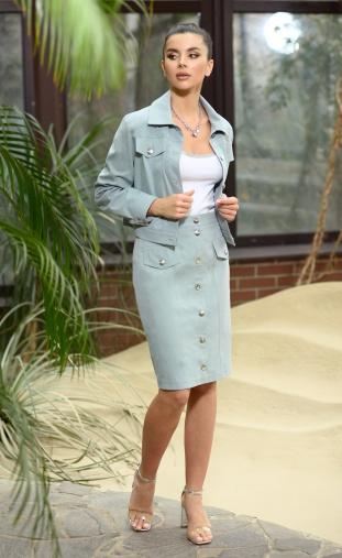 Suit Galean Style #811 gol