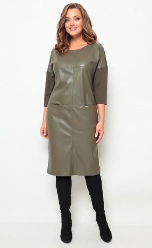 Dress Michel Chic #2068 xaki
