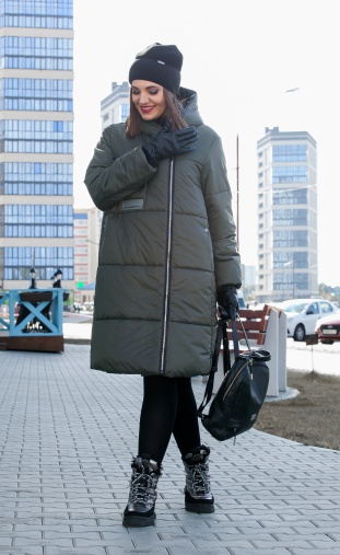 Coat Sale #8278 xaki