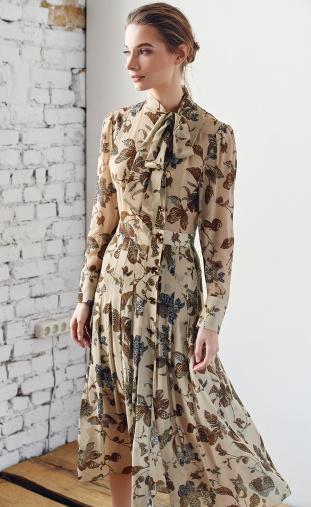 Dress PAPAYA #1506A
