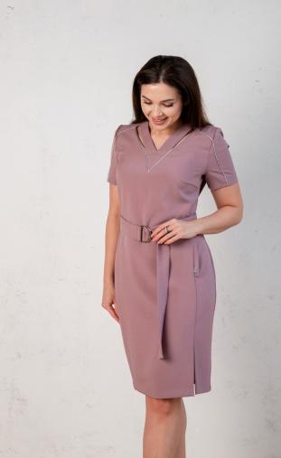 Dress Angelina Design Studio #651 pudra