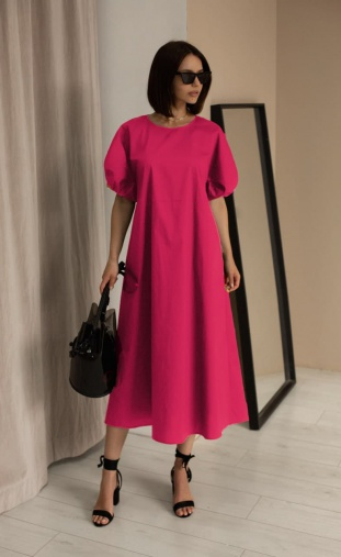 Dress MilMil #1022SP Kasablanka