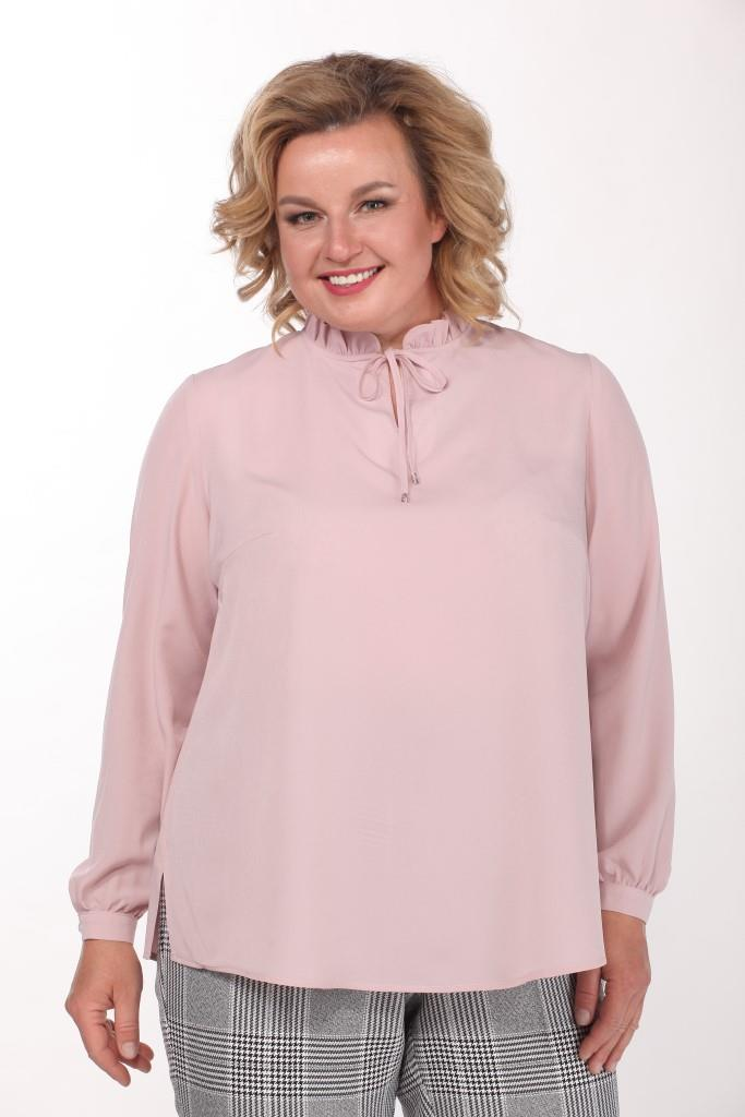 Blouse Djerza #061 pudr