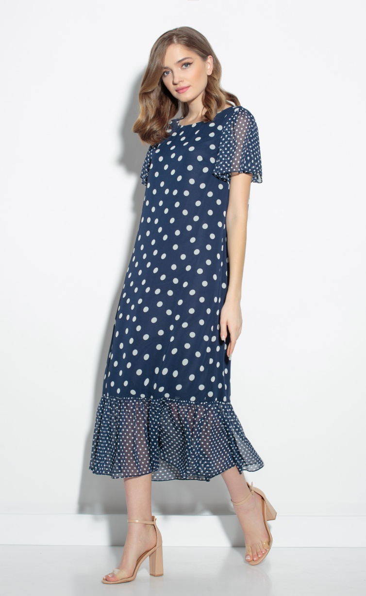 Dress GIZART #7480-1s